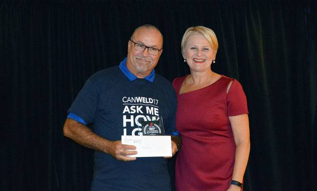 Cambrian instructor wins national award