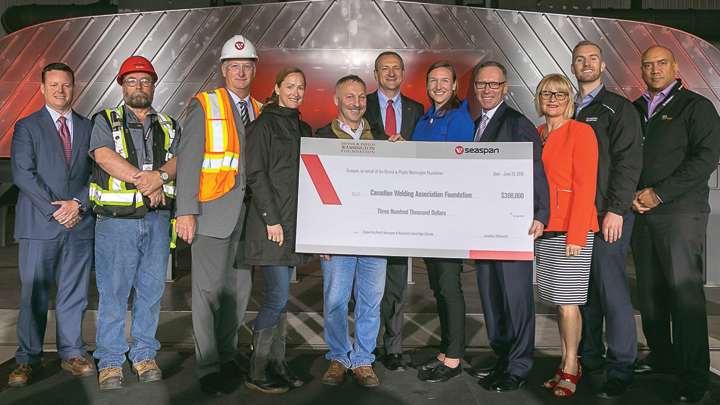 CWA Foundation helps BC welding programs