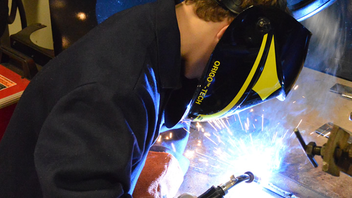 Exploring the profession of welding