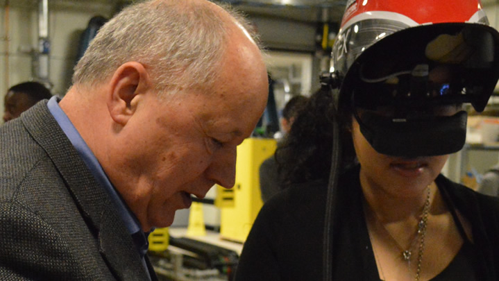 CWB Welding Foundation helps at risk youth understand welding opportunities