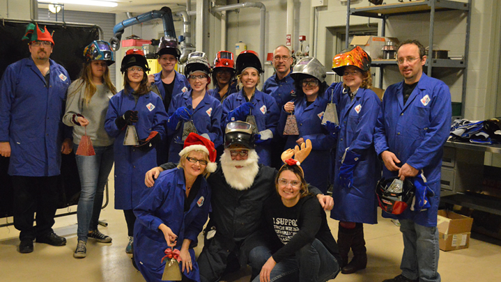 CWA Foundation hosts Week of Welding