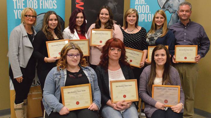 CWA Foundation and Esteem Women host Mind Over Metal Welding Camp at the College of the North Atlantic