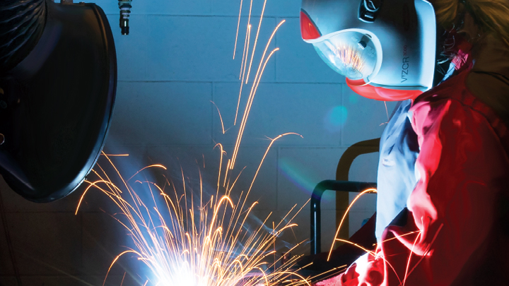 CWB Welding Foundation launches Introduction to Welding Program for Women with Funding from the Government of Canada