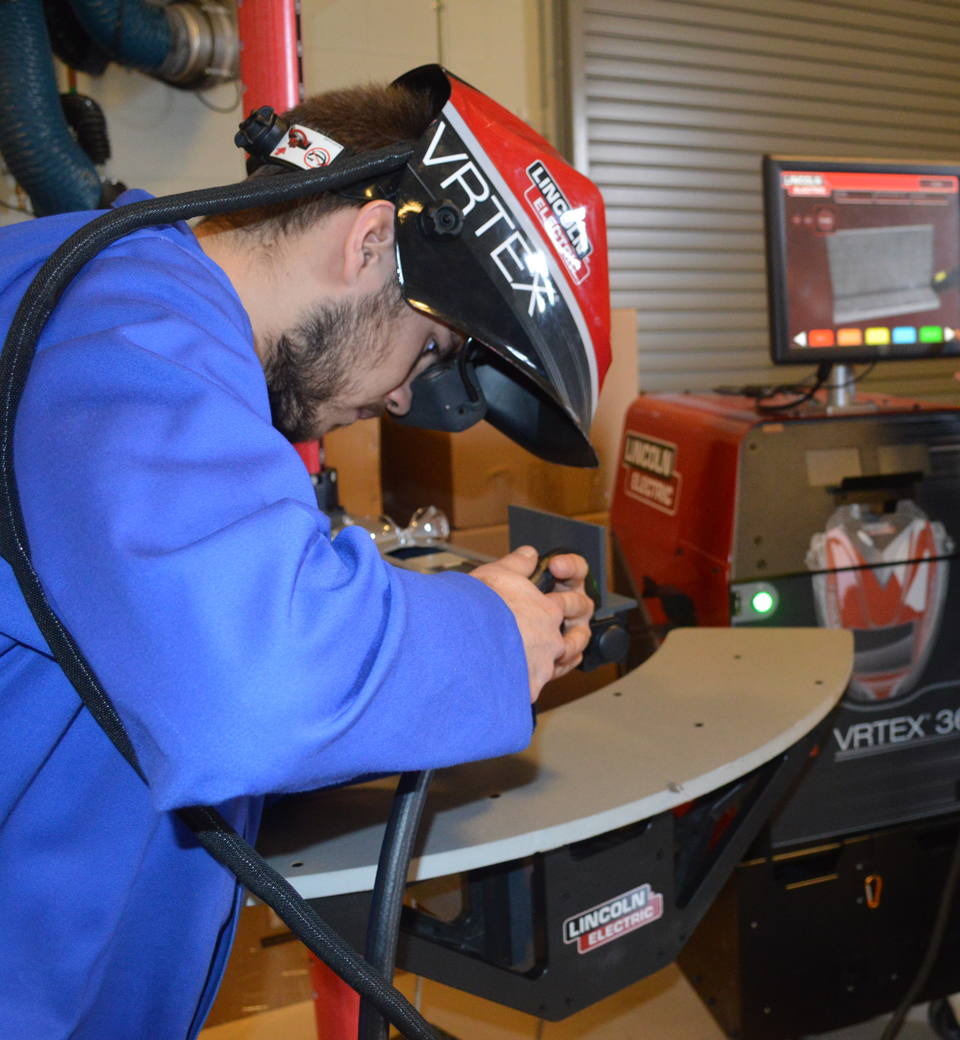 Breaking Down Barriers for Aspiring Welding Professionals