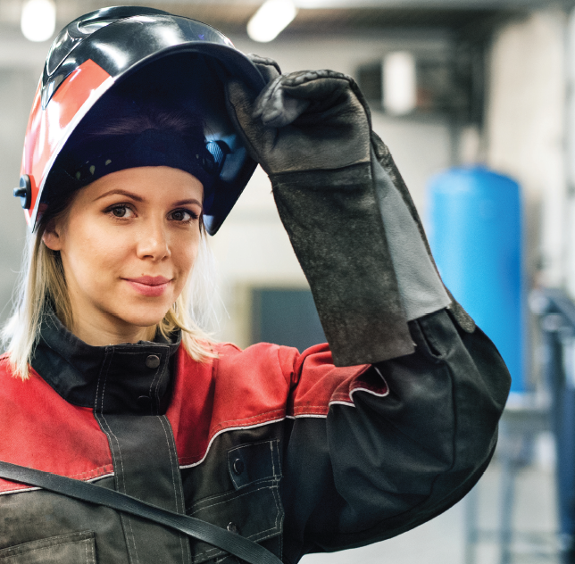 Women in Welding